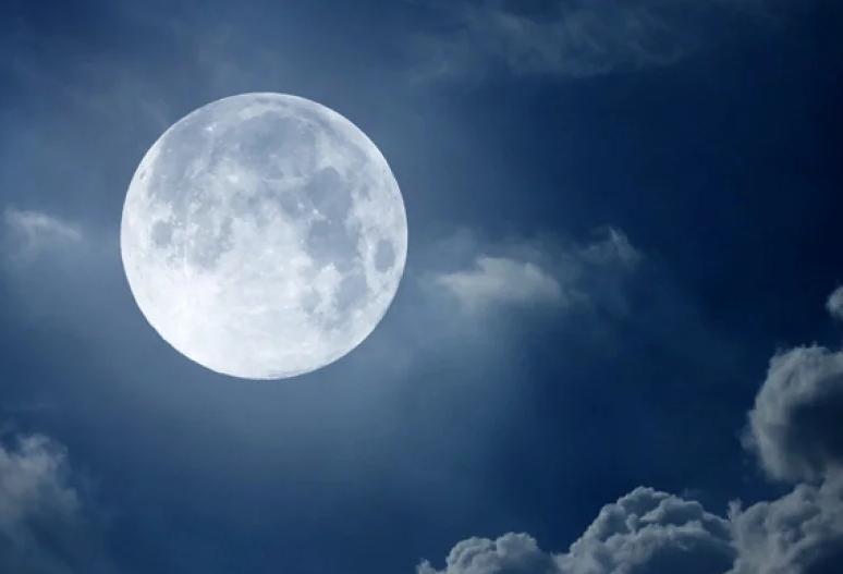 луна исчезнет